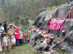 cerimonia andina- solstizio