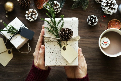 regalo col cuore