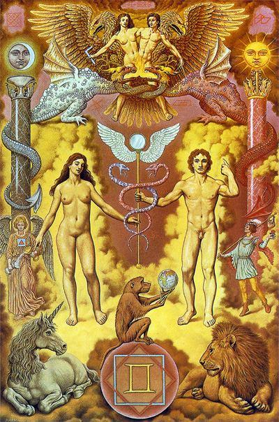Beltane e la sacra unione