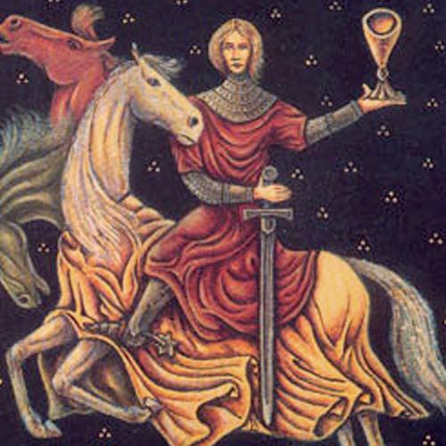 La coppa e la spada di Perceval