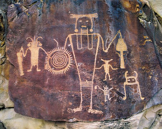 sciamanesimo nel paleolitico