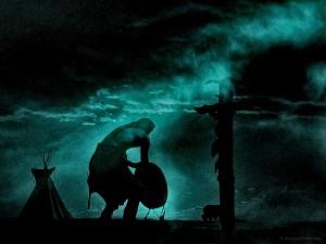 dolore, notte e oscurità