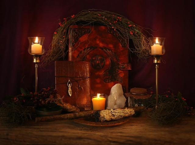 Crea il tuo altare