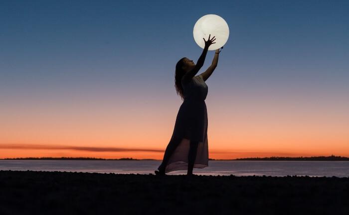 storie della luna
